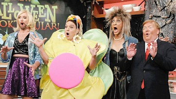 The Chew\'s 2015 Halloween Costumes Revealed
