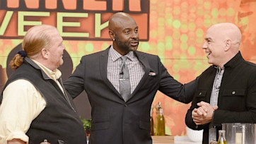Jerry Rice & Michael Make Their Predications: Thursday Night Browns v. Bengals Game