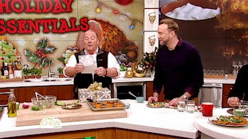 The Chew\'s Holiday Giveaway: Smoking Gun