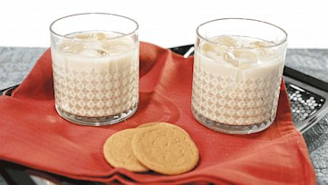 Holiday Bourbon Eggnog Recipe by Michael Symon