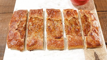 Rustic Pear Tart Recipe by Carla Hall: Part 1