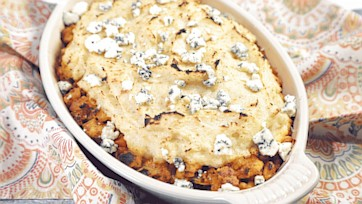 Buffalo Chicken Casserole Recipe by Carla Hall