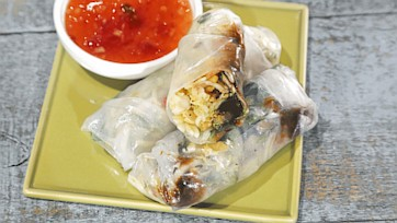 Winter Rolls Recipe by Mario Batali