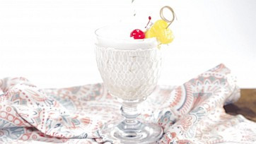 Ambrosia in a Glass Recipe by Clinton Kelly