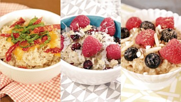 Build Your Own Oatmeal Bowl: Part 2