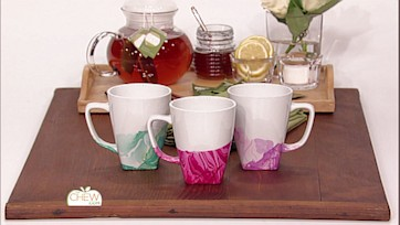 Perfectly Polished Mugs Craft
