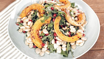 Country Roasted Squash and Beans Recipe: Part 1