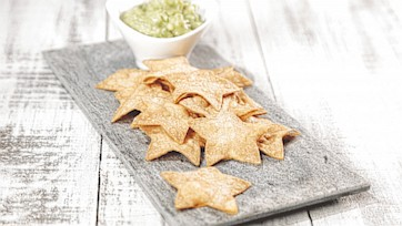 Star Chips and Guacamole