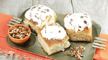 Cinnamon Rolls Recipe: Part 1