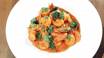 Brazilian Shrimp Stew Recipe: Part 1