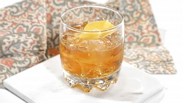 Vieux Carre Cocktail by Clinton Kelly
