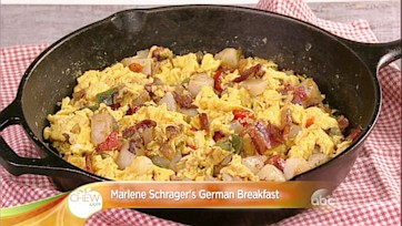 Marlene Schrager\'s German Breakfast
