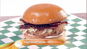 Fried Green Tomato BLT Recipe: Part 2