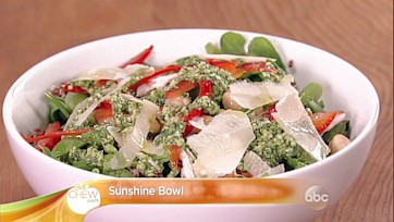 Sunshine Bowl Recipe: Part 1