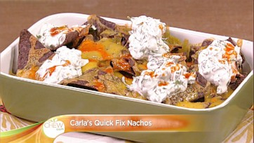 Quick Fix Nachos Recipe