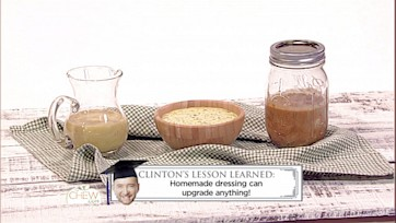 Clinton\'s Favorite Dressings