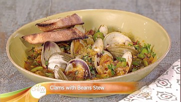 Clams with Beans Stew: Part 2