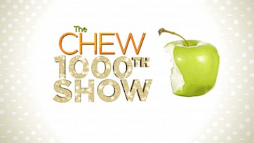 Celebrities Congratulate The Chew on Their 1000th Episode: Part 1