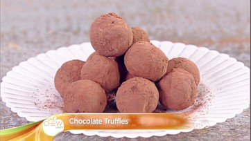 Chocolate Truffles with