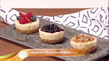 Foolproof Mini Cheesecakes: Part 2