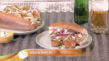 Shrimp Banh Mi: Part 1
