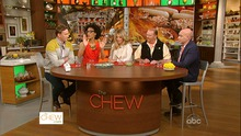 The Chew: The Big Bold BBQ Show