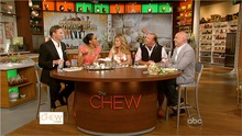The Chew's Do-It-Yourself Wedding Menu