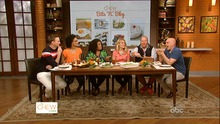 The Chew: Bite 'N Blog