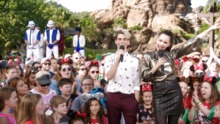 Disney Parks Presents: A Descendants Magical Holiday Celebration
