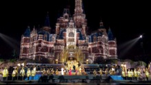 Grand Opening Celebration of Shanghai Disney Resort