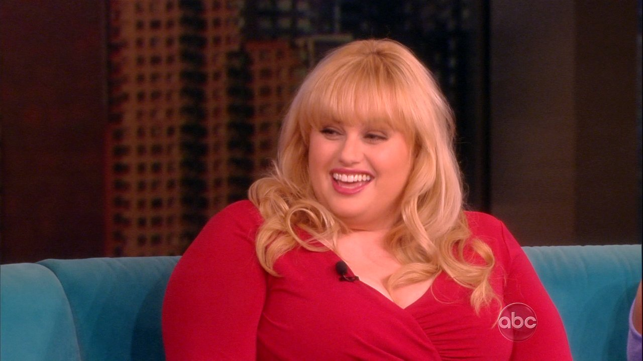 Rebel Wilson Weight Loss 2013 Before And After - Viewing Gallery
