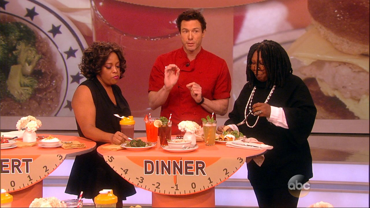 Rocco DiSpirito's Pound a Day Diet - 2 Video | The View - abc.com