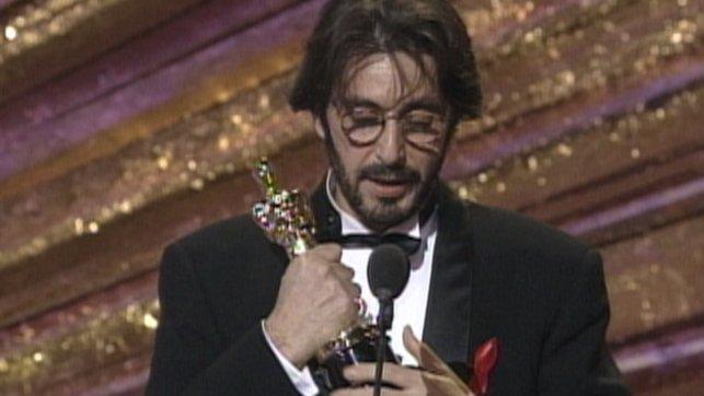 Al Pacino's Acceptance...